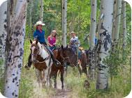 keystone trail rides
