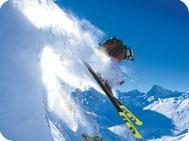 top ski rentals frisco