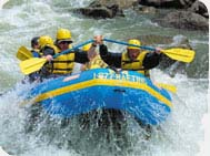 blue river raft trips