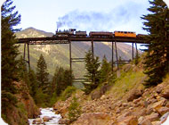 colorado train rides