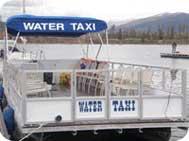 water taxi lake dillon